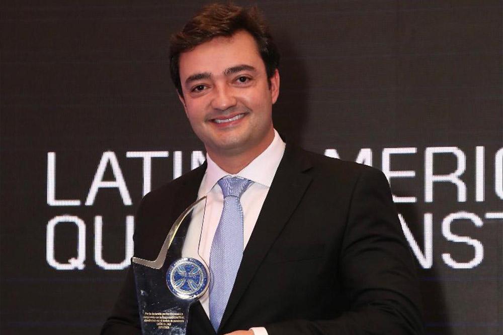 "Prêmio internacional ""Latin American Quality Awards 2020"""