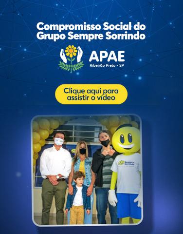 Compromisso Social do Grupo Sempre Sorrindo - APAE Ribeirão Preto